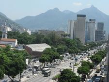 Avenida Presidente Vargas - Rio - Brazil