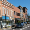 A View Of Downtown Millersburg