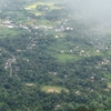 A View Of Gampola From Ambuluwava