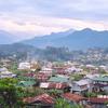 A View Of Sagada