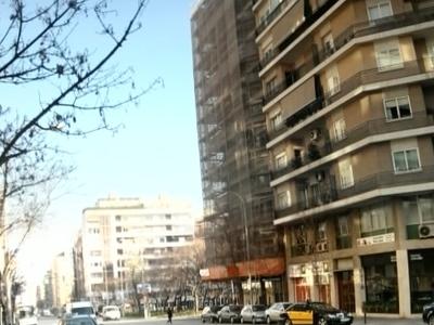Avinguda De Sarrià In Les Corts