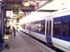 Aylesbury Railway Platform Three