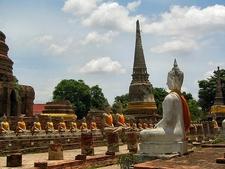 Ayutthaya Historical Park Views