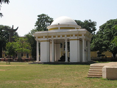 Azad Maidan At Goa