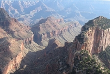 AZ Grand Canyon North Rim View