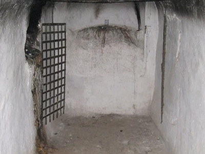 Inner View Of Tomb