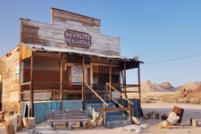 Rhyolite Mercantile, An Abandoned General Store