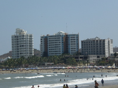 A Beach In Playas