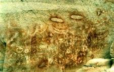 Aboriginal Art At Carnarvon Gorge