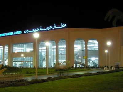 Djerba–Zarzis International Airport