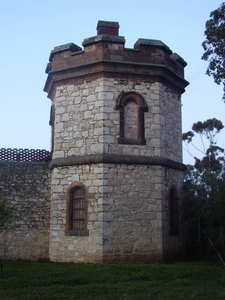 Adelaide Gaol Tower