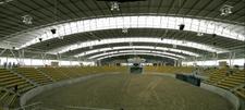 The 40m X 80m AELEC Indoor Arena