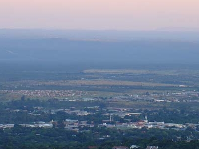Aerial View Of Louis Trichardt