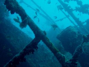 SS Thistlegorm Diving Site