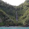 Waterfall At Wafer Bay