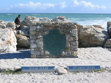 A Marker At Cape Agulhas