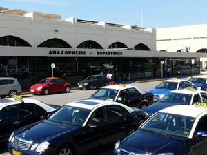 Aeropuerto internacional de Rodas