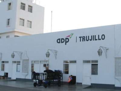 Carlos Martínez De Pinillos International Airport