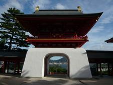 Main Gate Of The Shrine