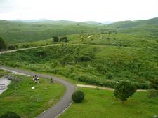 View Of Karst Landscape