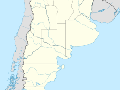 Alberti Is Located In Argentina