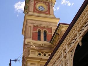 Albury la estación de tren