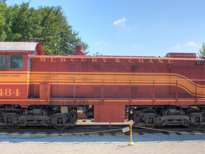An ALCO S-2 At The Museum