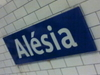 Alesia Station