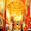 Interior Of The St. Aloysius Chapel