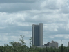 Chase Tower From Downtown Amarillo