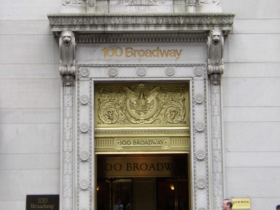 American Surety Building, 100 Broadway
