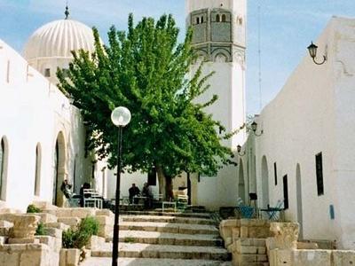 Mosque In El Kef