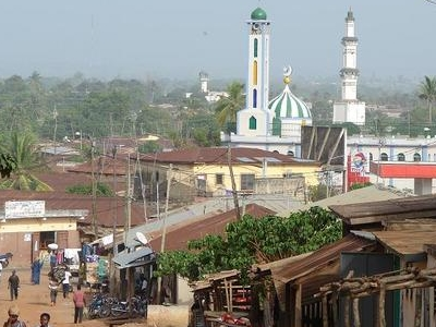 A Mosque In Sokode