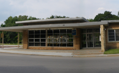 Lawrence Amtrak Station