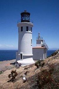 Anacapa  Lighthouse