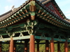 Reconstructed Pavilion At Anapji Lake