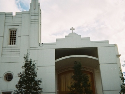 Cathedral Of The Holy Family