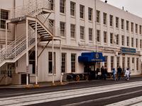 Anchorage Alaska Railroad Station