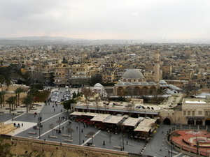 Ancient City Of Aleppo