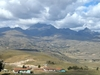 View Of The Andes Close To Huamachuco