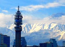 Andes Y Torre Entel