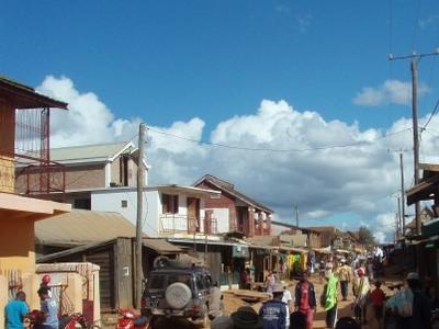Andilamena Central Town