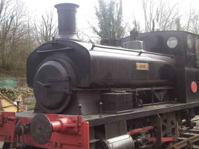 Andrew Barclay 040 Saddle Tank