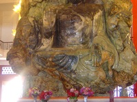 Anshan Buda de Jade