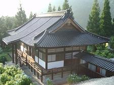 Main Hall At Antai-ji