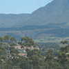Approaching The Town Of Riversdale