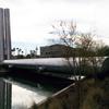 Pedestrian Bridge Over Canal