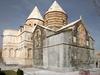 Armenian  Monastery Of  Saint  Thaddeus    Closeup