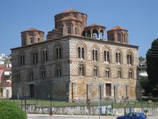 The Church Of The Paregoretissa