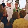 Art Class At The Terrain Gallery